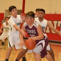 Boys Varsity Basketball 2015