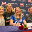 Tatum French's Signing Party