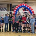 Girls Volleyball – Senior Night 2016