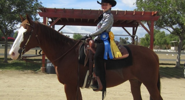 Amanda Dundas has Great Showing at Los Angeles Equestrian Center