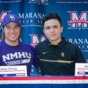 Signing Day – Baseball 2016
