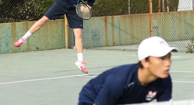 Boys Tennis Semi-Finals vs. Mission Viejo