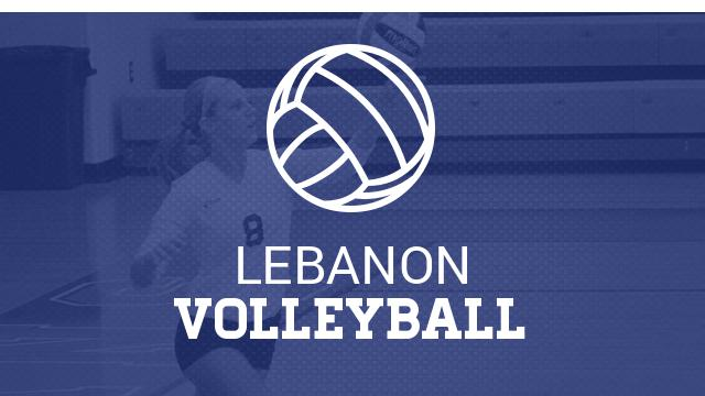 The Regional 5AAA Volleyball Tournament is on Tuesday October 10th at Lebanon High School