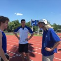 Will Earps 9th in State Decathlon