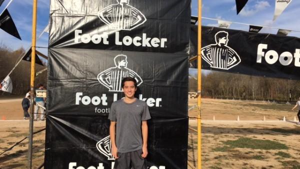 caleb kawasaki foot locker championships