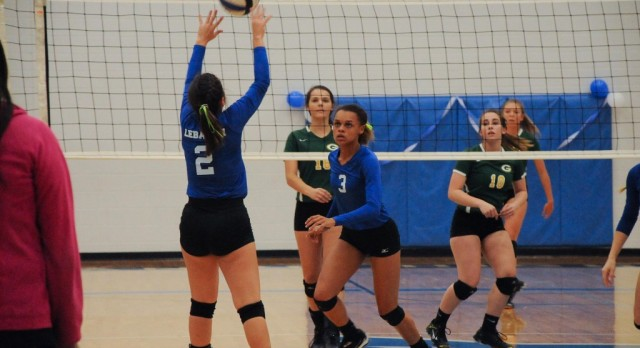 Volleyball tryouts are May 29-30 from 5-8 pm