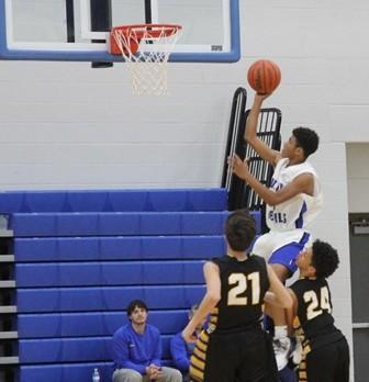 Freshman Boys Basketball vs. Hendersonville