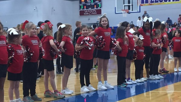 cheerleader elementary 2