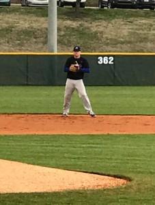 2017 baseball sanders