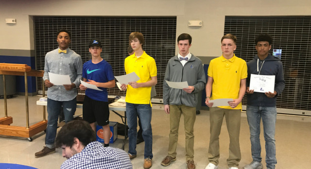 Freshman Boys Basketball Banquet