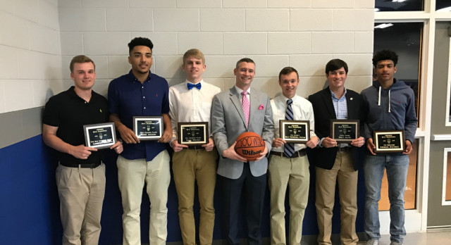Boys Basketball Awards