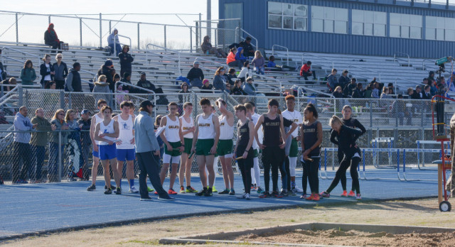 2017 Track Team is Breaking School Records