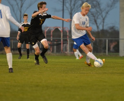 Lebanon High School Boys Varsity Soccer ties Hendersonville High School 2-2