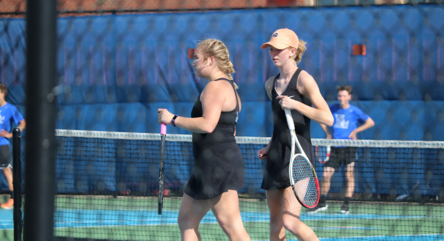 Lebanon High School Girls Varsity Tennis beat Beech Senior High School 6-1