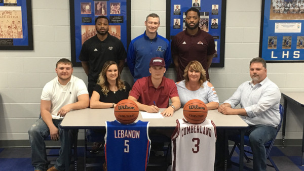 cameron oliver signing with cumberland