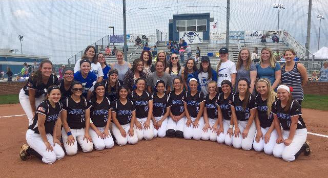 Thank You to everyone that attended the 1st Softball Alumni Night