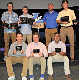LHS baseball awards1