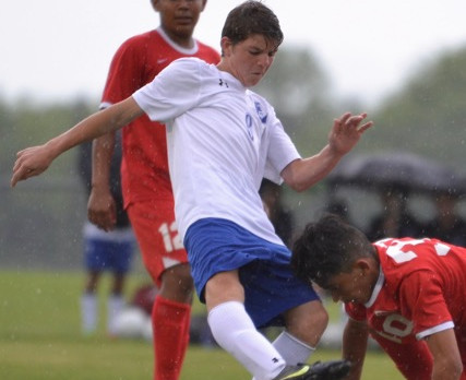 Lebanon High School Boys Junior Varsity Soccer falls to Glencliff High School 2-1