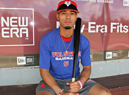 Former LHS Baseball Player, Eddie McDaniels Headed to Harris-Stowe- story and picture by Tommy Bryan, The Wilson Post
