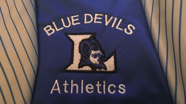 lhs logo athletic shirt