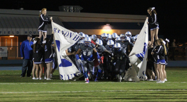 It's Game Day LHS – pictures by Bobby Kay Bryan