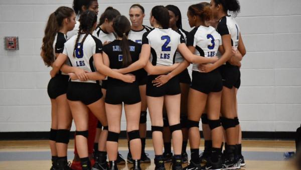 LHS Volleyball vs Summit