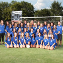 2017-18 Girls Soccer Team- Pictures by Barbara Wolff