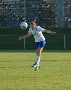 alexa dunaway with a header vs lavergne