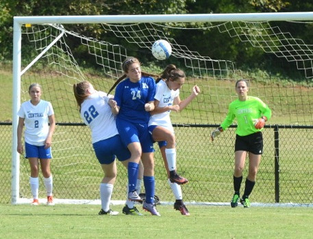 Lebanon High School Girls Varsity Soccer beat Wilson Central High School 2-1