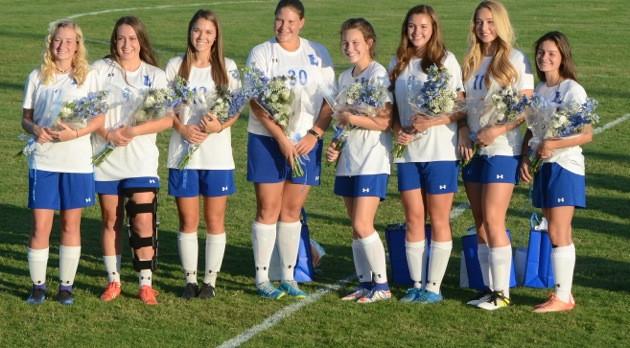 Lebanon High School Girls Varsity Soccer falls to Smyrna High School 7-4