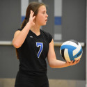 Volleyball vs. Station Camp– pictures by Nina Porter