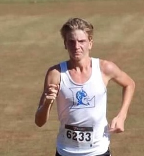 Congratulations Aiden Britt- Advances to State Cross Country Meet