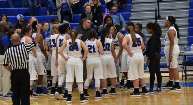 Girls Basketball vs. Clarksville