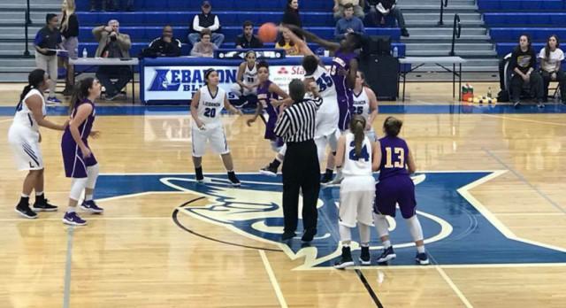Lebanon High School Girls Varsity Basketball beat Clarksville (HOF) 62-45