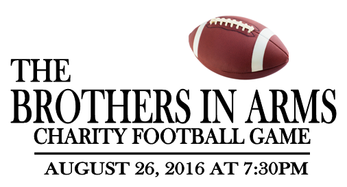 The Brothers in Arms Charity Football Games