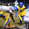 Norco  at Bishop Amat CIF Division 5 playoff 11.13.2015