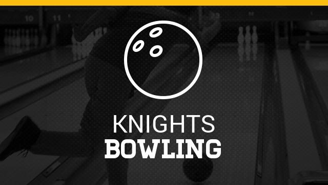 Kenowa Hills High School Girls Varsity Bowling beat Muskegon High School 25-5