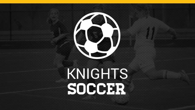 Kenowa Hills High School Girls Varsity Soccer beat Covenant Christian High School 3-1
