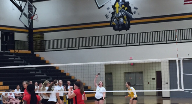Great Start for Kenowa Hills Volleyball