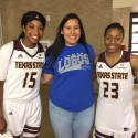 Lady Lobos & Texas State Basketball