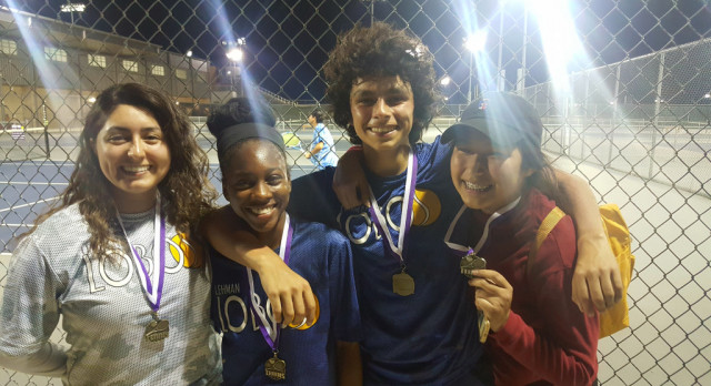 Lobos earn 10 medals at San Marcos tourney