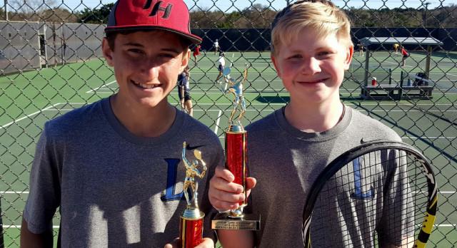 Lobos Shine at New Braunfels Tournament