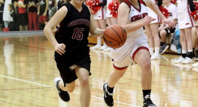 Girls WIC Basketball Crossover
