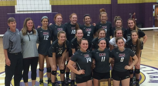 Volleyball Sectional Champs
