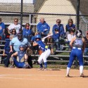 varsity softball vs Jennings County