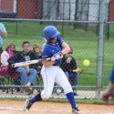softball vs Madison