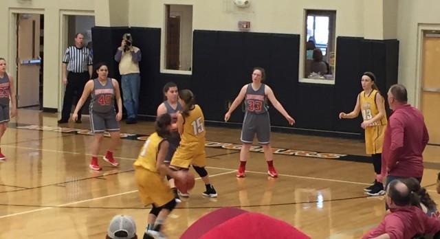 Jim Satterfield Middle School Girls Varsity Basketball – MS beat Southside 47-24