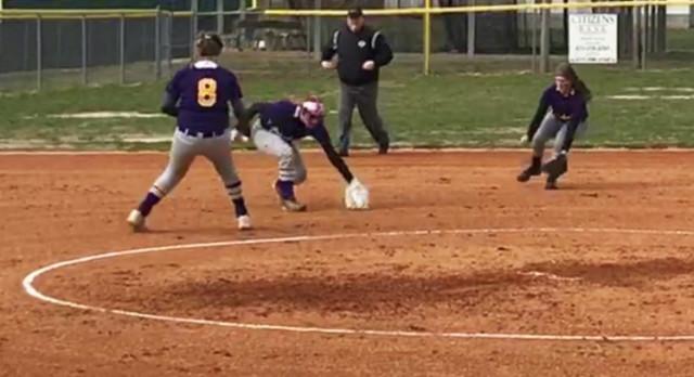 Jim Satterfield Middle School Varsity Softball – MS beat Westmoreland Middle School 9-3