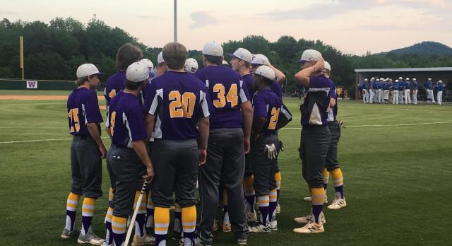 Trousdale County High School Varsity Baseball falls to Goodpasture Christian School 15-7