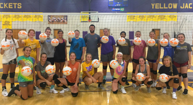 TCHS Volleyball Fundraiser